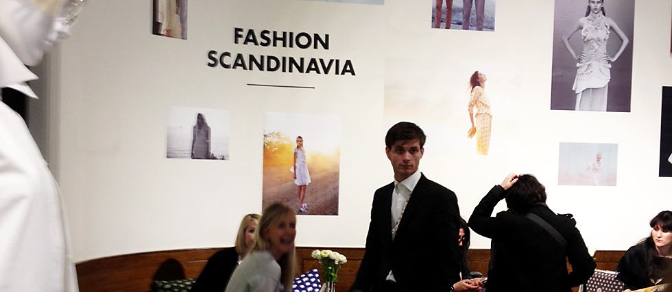 Scandinavian Fashion Movement - som har vinstchans på söndag!