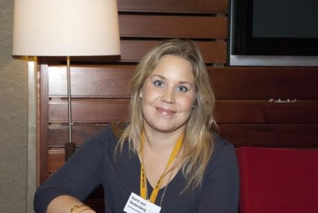 Departementssekreterare Karin von Hedenberg.  Foto: Sookia Carlsson
