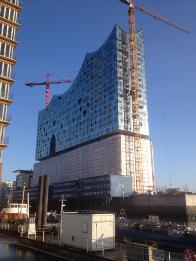 Elbphilharmonie i Hamburg