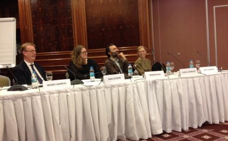 Panelen i Ankara