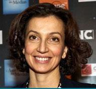 Audrey Azoulay, Frankrikes nya kulturminister.
