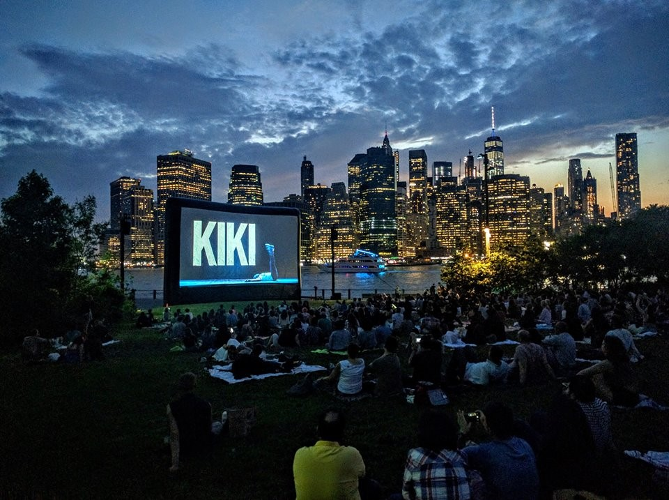 Screening av KIKI i Brooklyn, New York