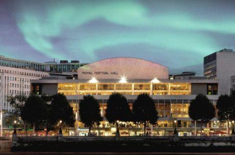 Southbank Centre (foto/grafik: Sasha Haughan)