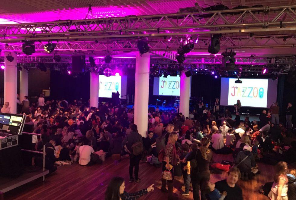 Jazzoo i Royal Festival Hall