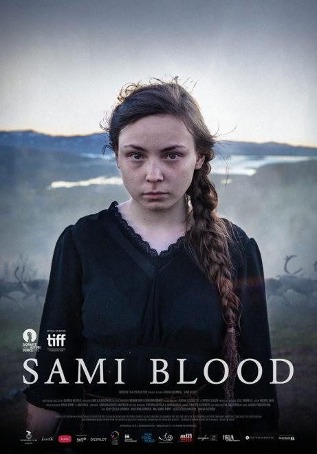 Amanda Kernells prisbelönta film Sameblod med Lene Cecilia Sparrok i huvudrollen. Foto: Sophia Olsson.