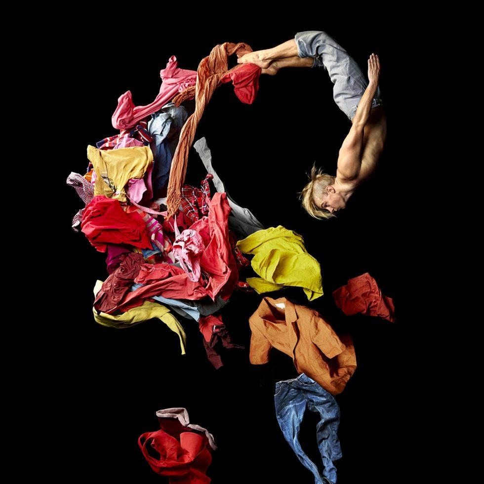 Cirkus Cirkör Limits. Foto: Mattias Edwall