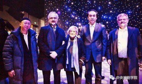 Gala med Gunilla på Centrala Teaterakademien