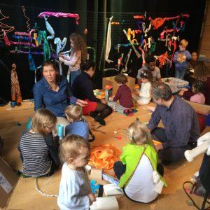 Rum för Barn på Si Paris