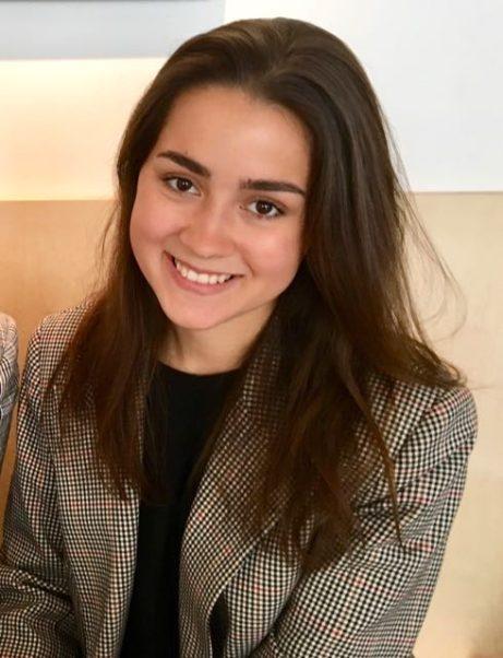 Olivia Vallada, praktikant