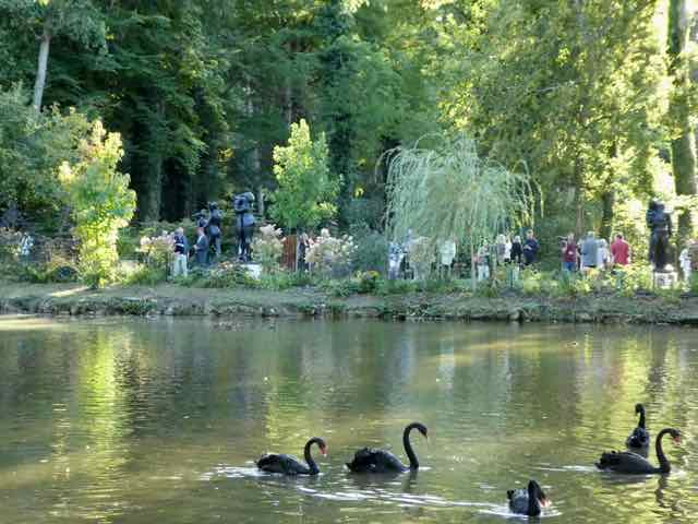 Skulturpark invigs vid Château Chiverny