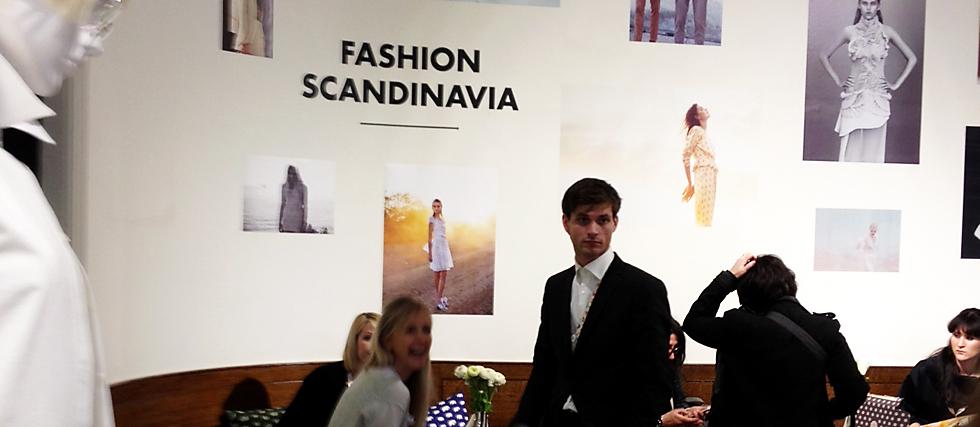 Scandinavian Fashion Movement - som har vinstchans på söndag!