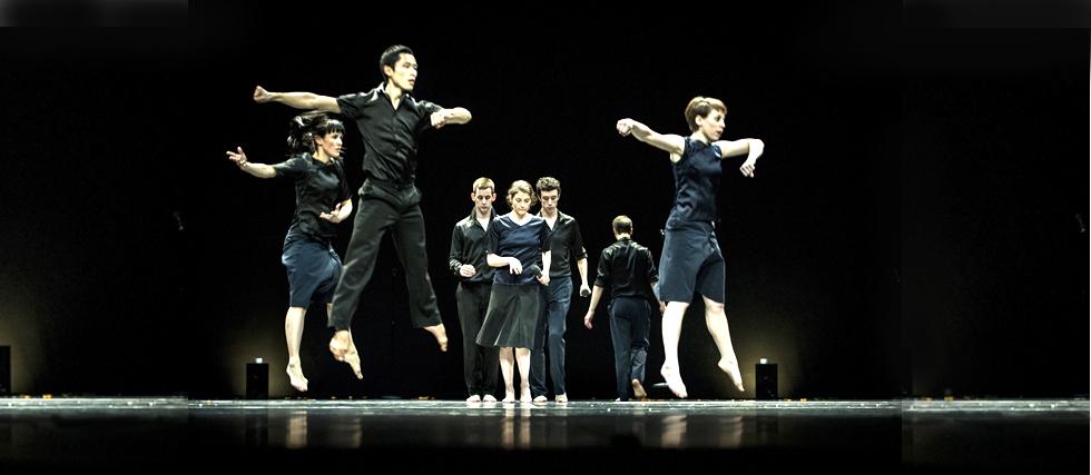 """Cullbergbalettens föreställning """"The Strindberg Project""""."""