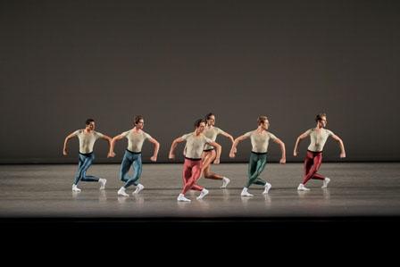 Glass Pieces - New York City Ballet