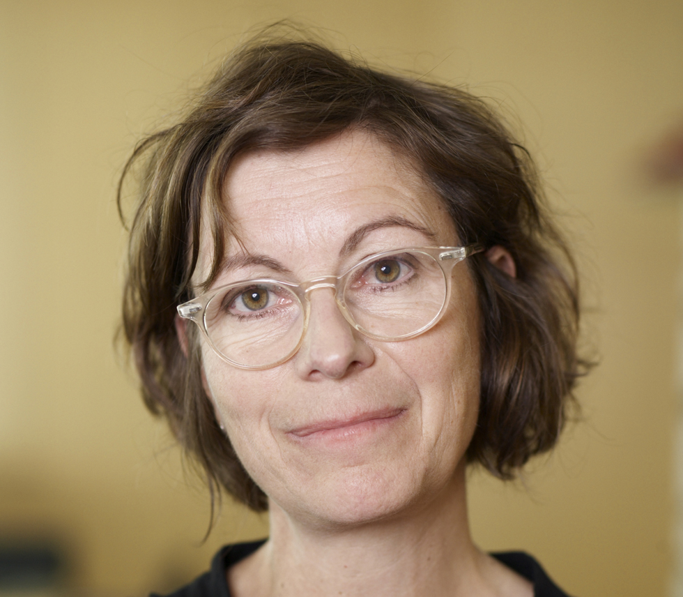 Suzi Ersahin, kulturråd i Istanbul från 1 september.