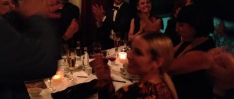 Nomi Rapace på European film awards