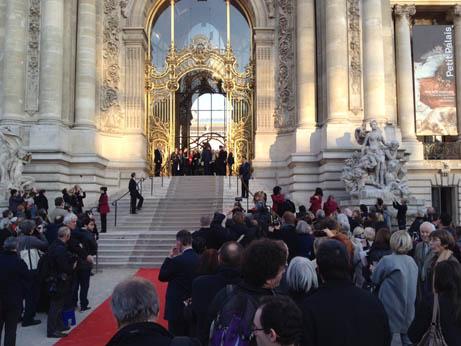Petit Palais. Foto: Nina Larriaga