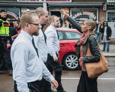 Tess Asplund. Fotograf: David Lagerlöf/Expo