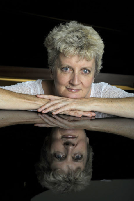 Jill Richards is a South African pianist specialising in new music.