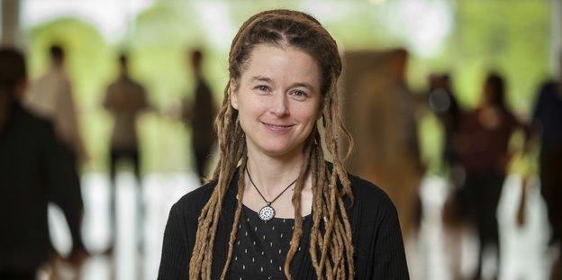 Amanda Lind, Miljöpartiet de gröna.