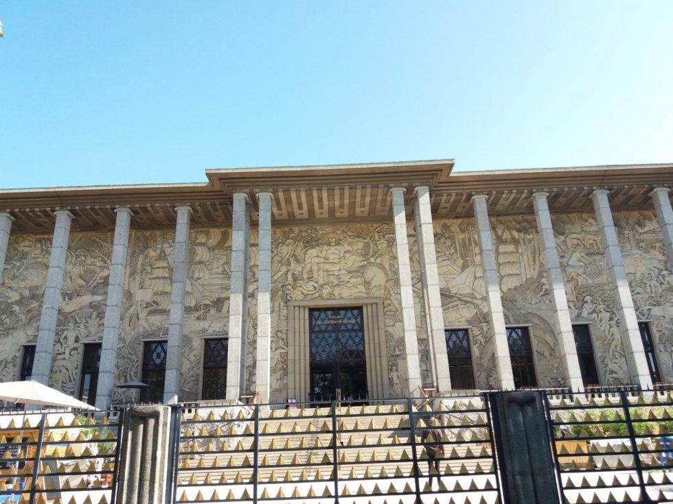 Bild av Palais de la Porte Dorée