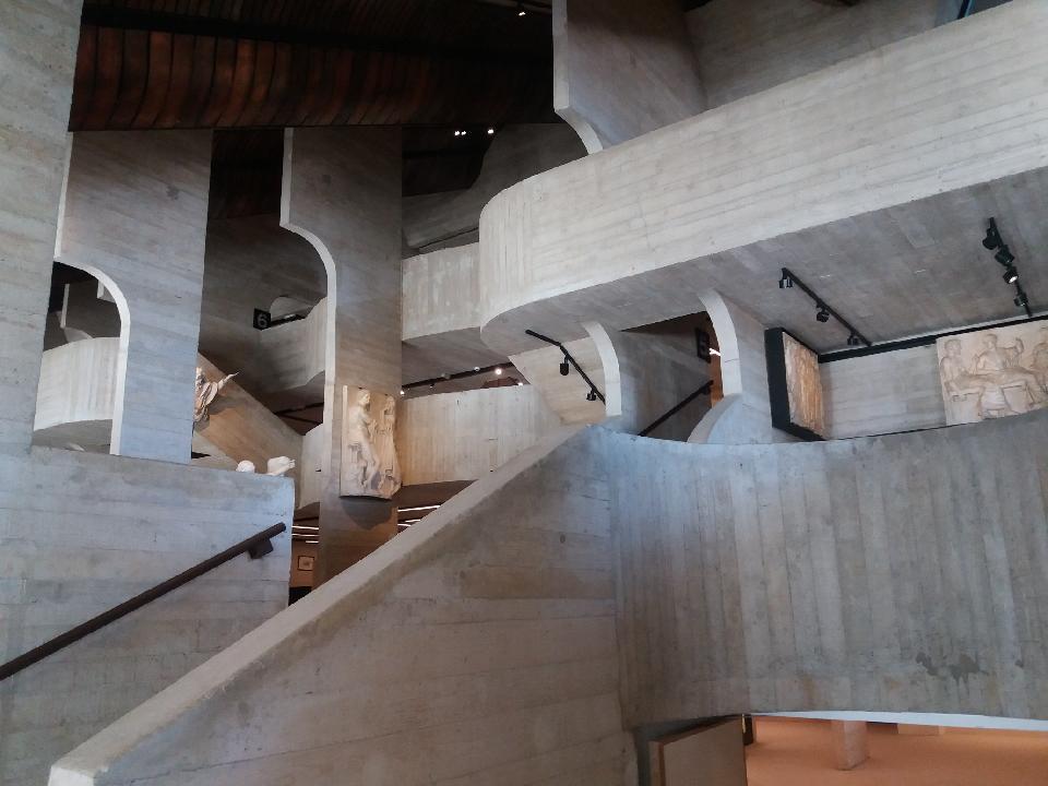 Bild inifrån Musée L.